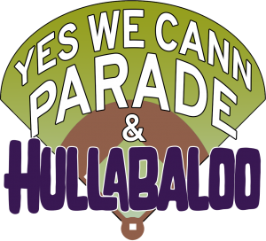 Yes We Cann Parade & Hullabaloo Logo
