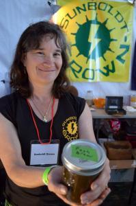 Sunshine Johnston  from Sunboldt farms